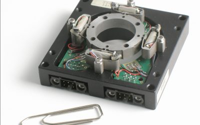 Piezo Actuator Mechanisms