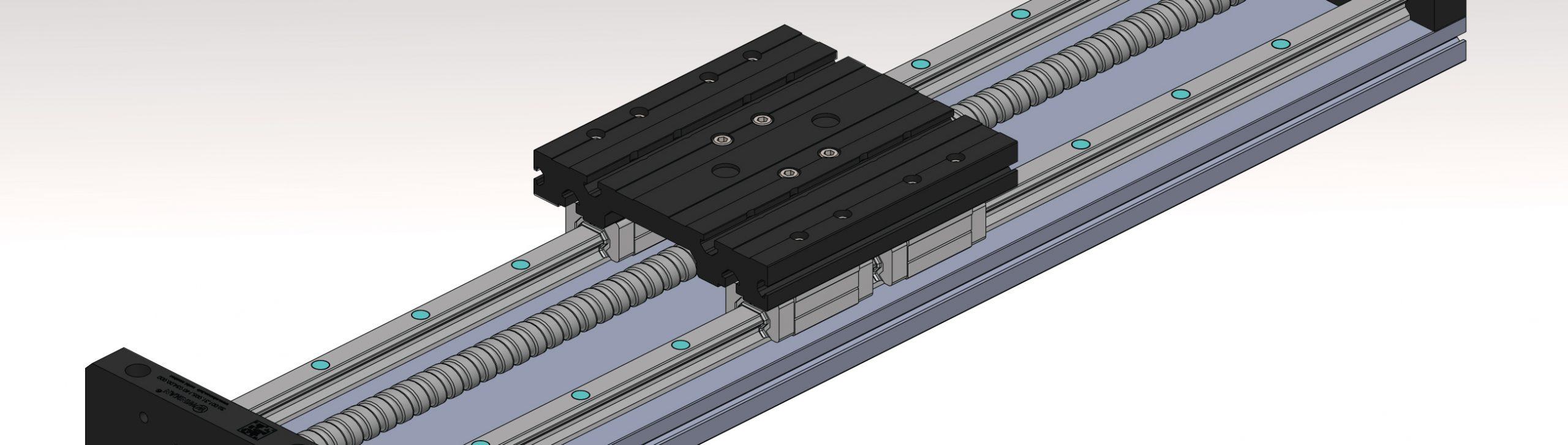 Ballscrew Linear Module
