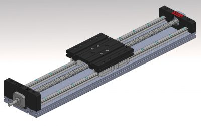 Ballscrew Linear Modules