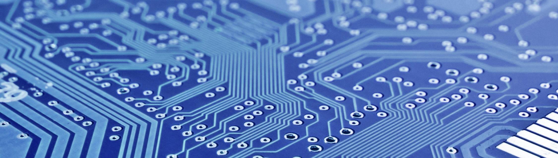 Blue Circuit Board - Image on ORLIN Technologies Ltd Blog Page