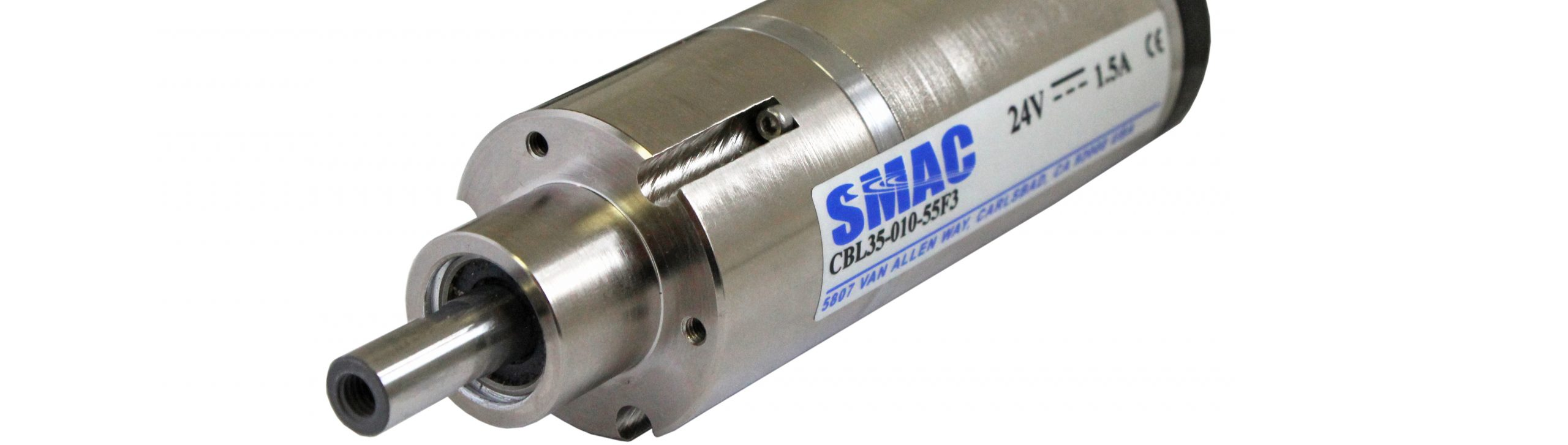 CBL35 cylindrical moving coil actuator
