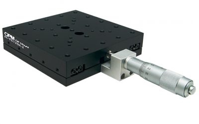 Precision Manual Linear Stages