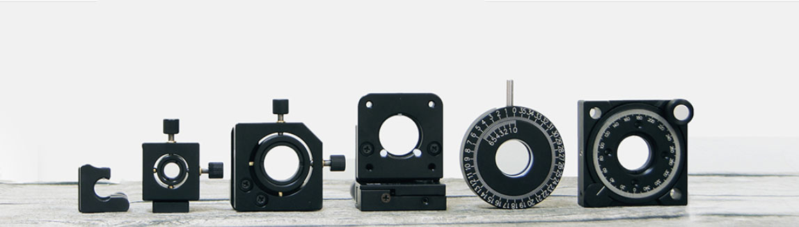 Optical mounts group