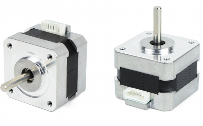 Open Loop Stepper Motors