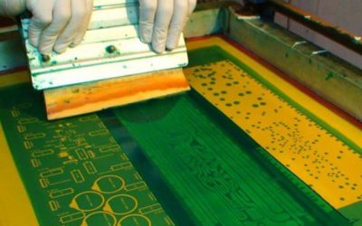 CASE STUDY: Screen Printing for Circuit Boards