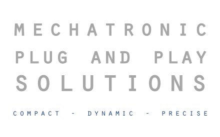 Mechatronic Plug & Play Solutions