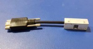 Linear encoder reader head
